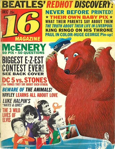 16 Magazine: Dec