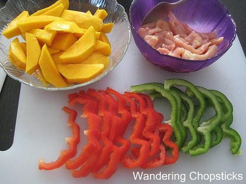 Mango Chicken 2