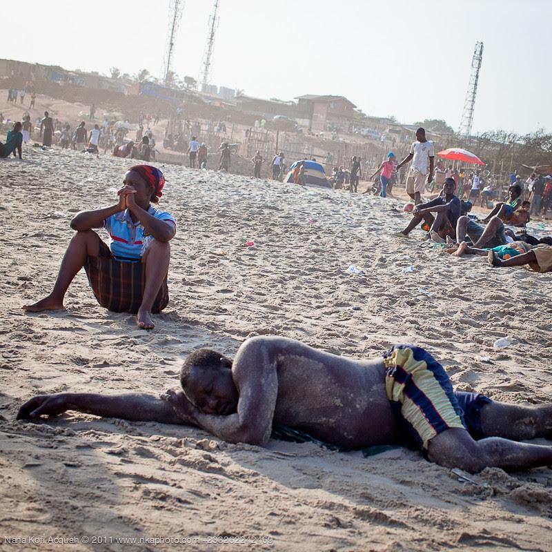 Zongo Beach