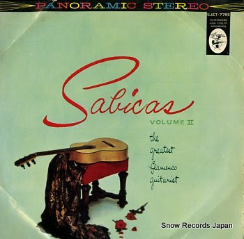 SABICAS volume ii