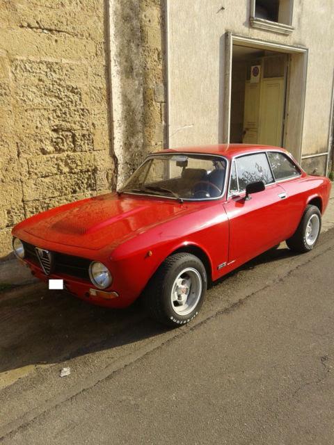 1971 Alfa Romeo GT 1300 Junior modified 2000cc engine with 150 bhp
