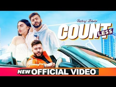 Pukhraj Bhalla Countless SONG DOWNLOAD  | JT Beats ft Alaap Sikander