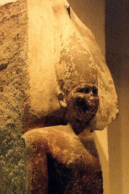 Statue of King Snefru