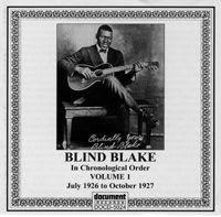 Blind Blake Volume 1