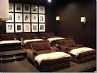 Inspirational Modern Home Movie Room Design from Turner David ...