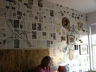 The ADD Bird room