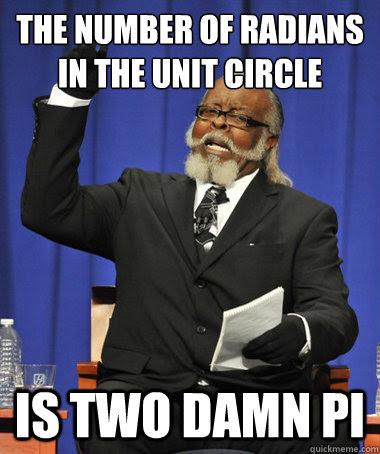 Unit Circle Meme – unit circle