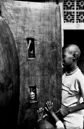 L'allegria dell'Africa nel sorriso dei bambini