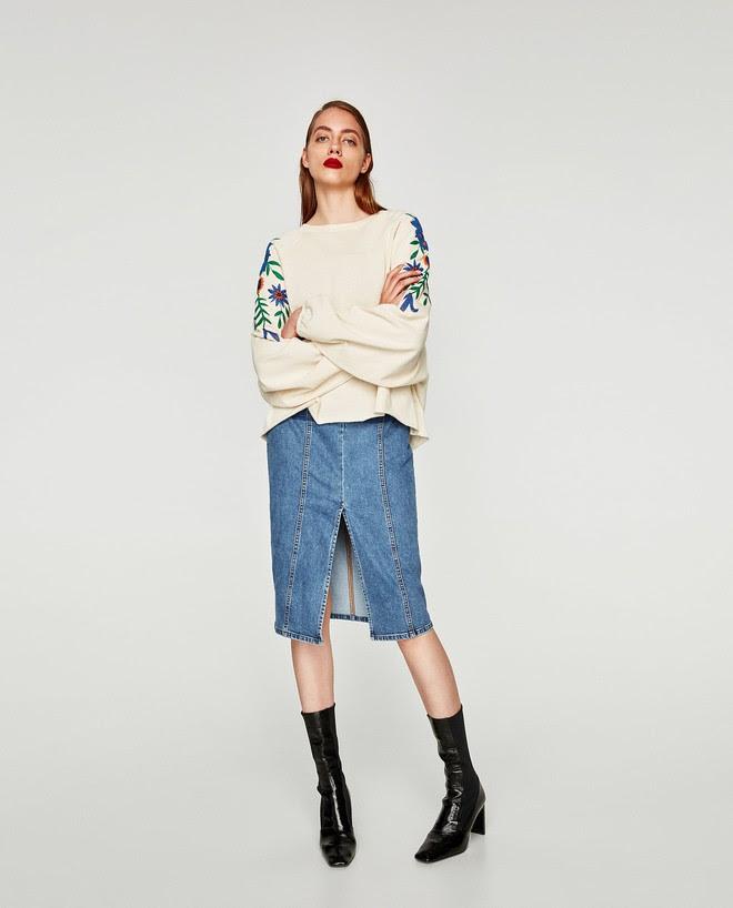 Zara sale 50% và đây là những mẫu áo len, áo nỉ mà các nàng phải vợt ngay kẻo hết size - Ảnh 15.