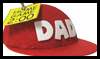 Dad's Cap Note Holder Gift for Father's Day Craft