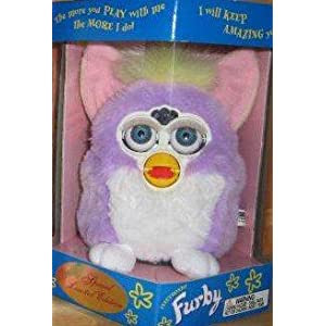 Special Limited Edition Spring Furby