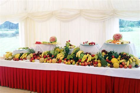 Unique Wedding Marquee with quirky details
