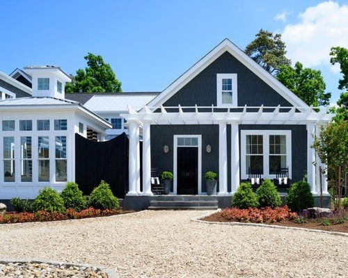 How to Choose the Best Exterior Wall Paint Color ...
