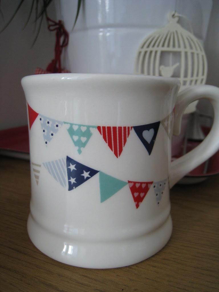 Bunting mug :-)