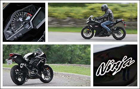 2013 Kawasaki Ninja 300 Review
