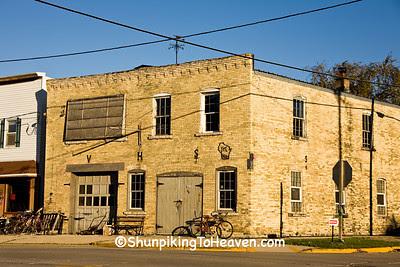Blacksmith Shop, Fond du Lac County, Wisconsin