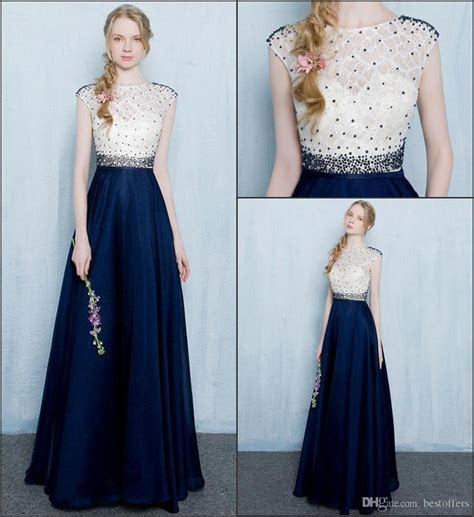 2017 Cheap In Stock Bridesmaid Dresses Vintage Lace Top