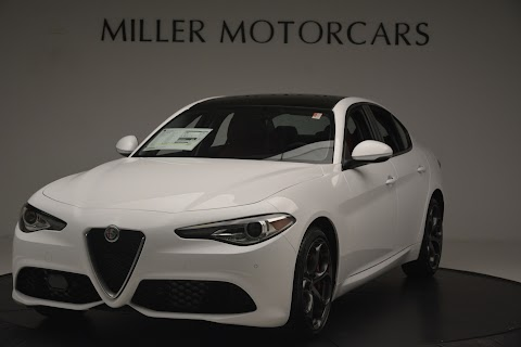 White Alfa Romeo Giulia Price