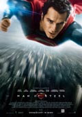Man of Steel Filmplakat