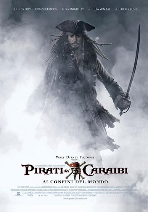 Pirati Dei Caraibi-AI confini del mondo