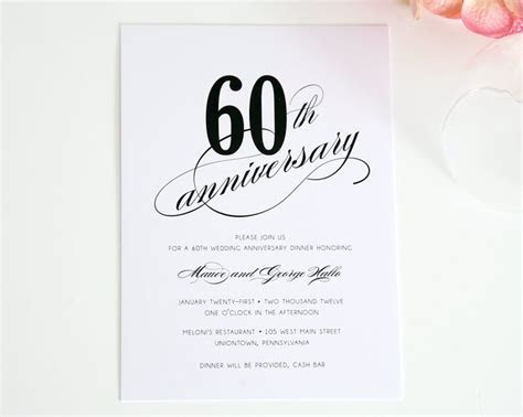 1000  ideas about 60th Anniversary Parties on Pinterest