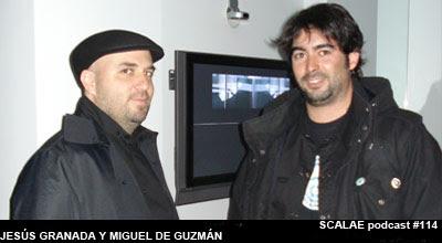 Miguel de Guzmán y Jesús Granada