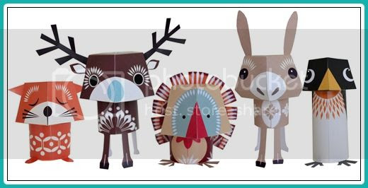 animal-papercrafts