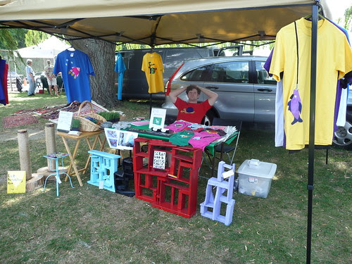 Report from the Craft Fair