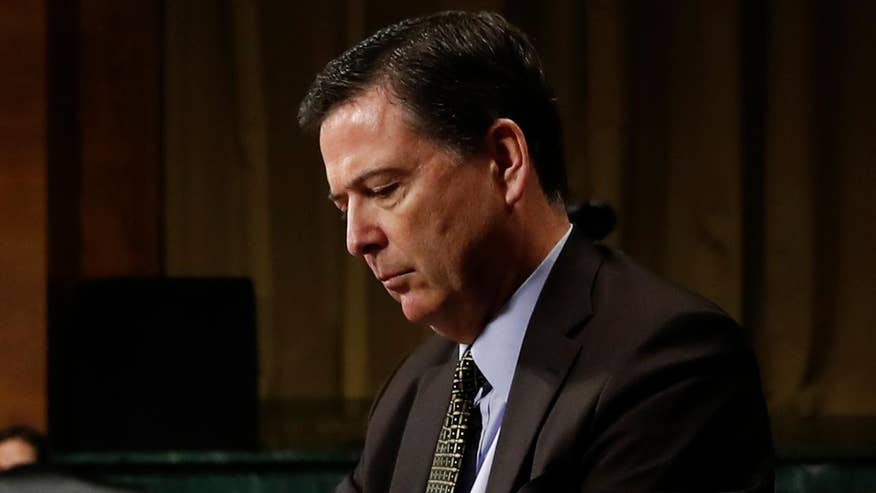Image result for Why Comey was fired: DOJ rips handling of Clinton case in ouster