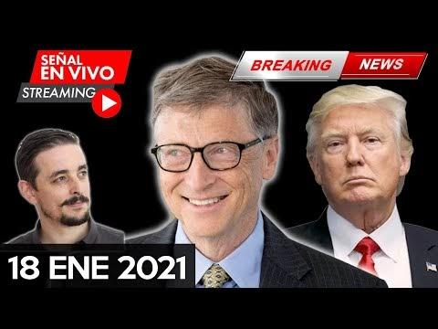 BILL GATES SE APODERA DE LAS TIERRAS DE EEUU | NOTICIAS 18 ENERO 2021 | ...