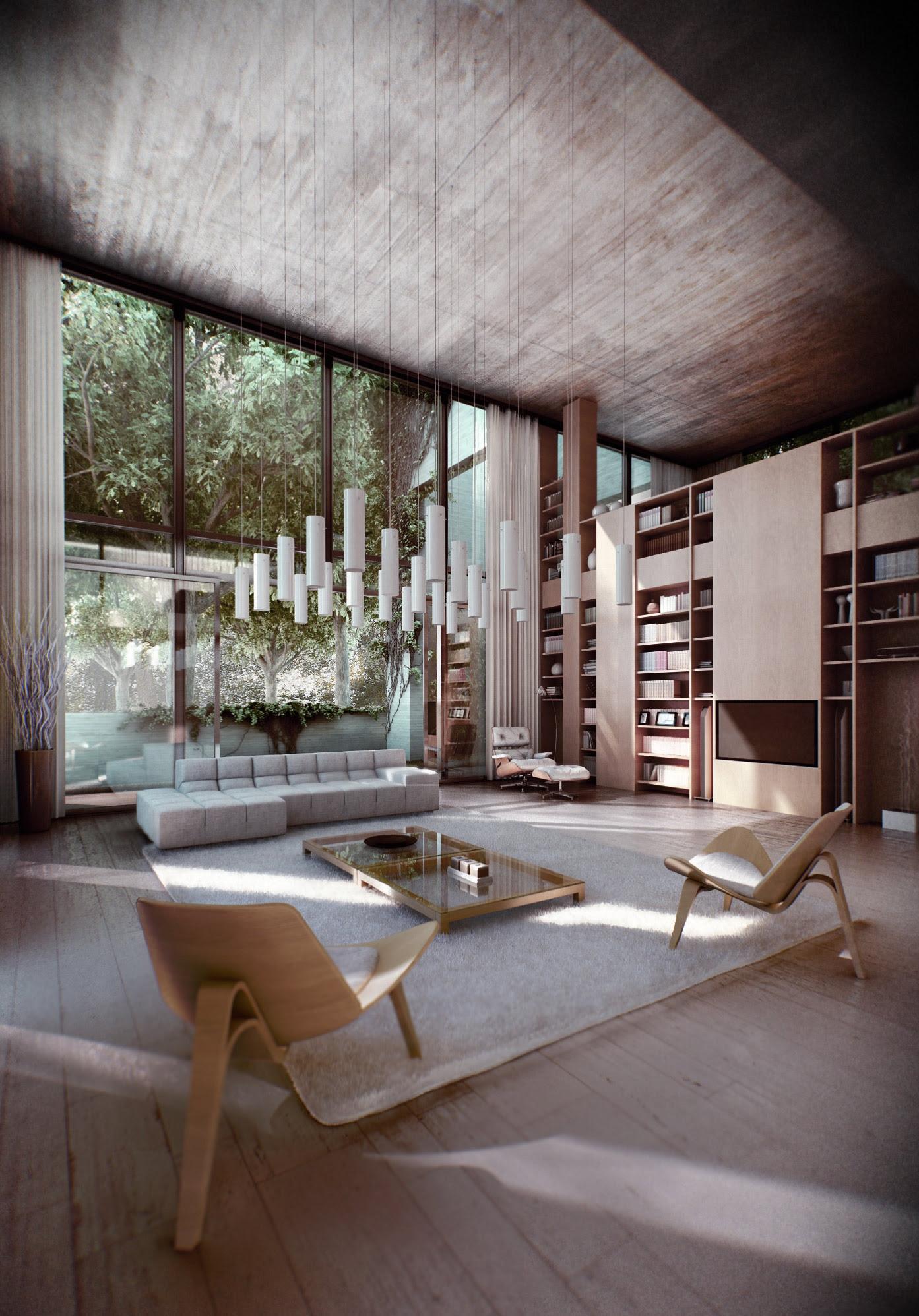 Random Living Room Inspiration