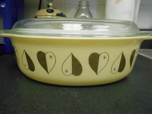 pyrex casserole
