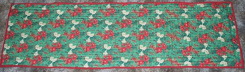 Christmas runner back