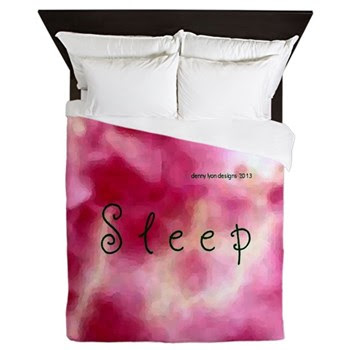 Dream Sleep Queen Duvet
