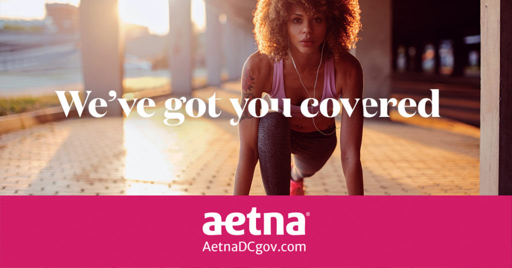 Aetna DC Government Ad Campaign | The AD Agency