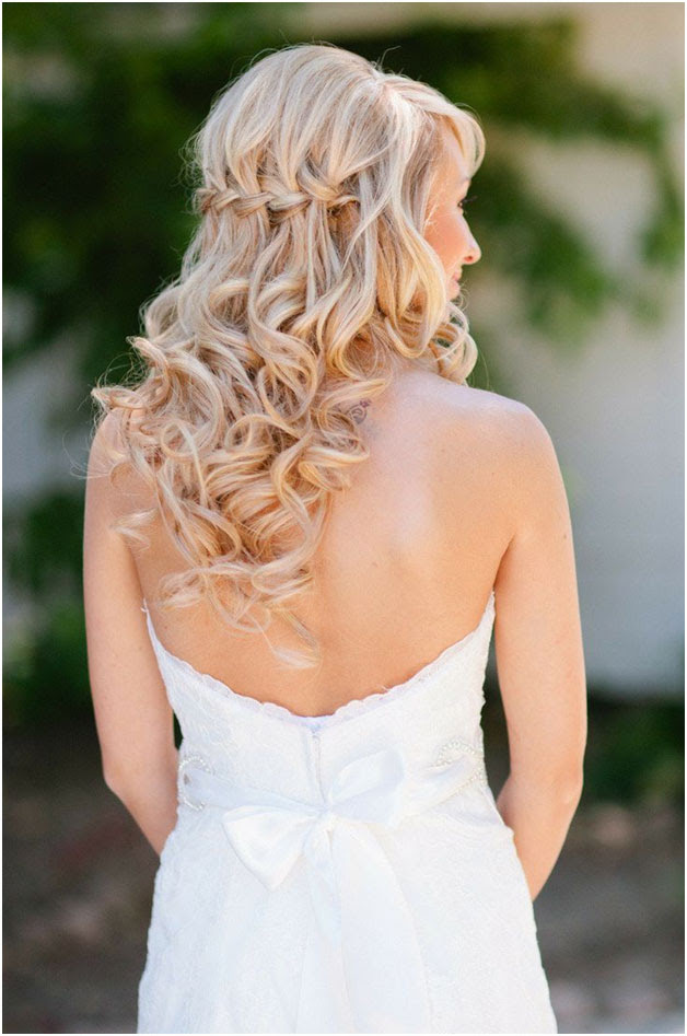 35 Charming Summer Wedding Hairstyles For Your Big Day ...
