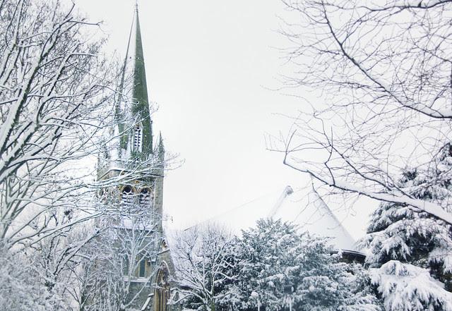St Mathew's Church in Surbiton