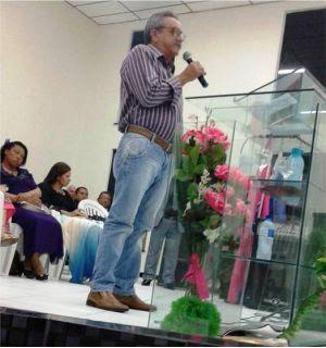 Dr. Cristino agradece apoio que recebeu dos evangélicos