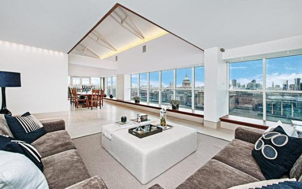 4 bedroom flat for sale in Benbow House, 24 New Globe Walk ...