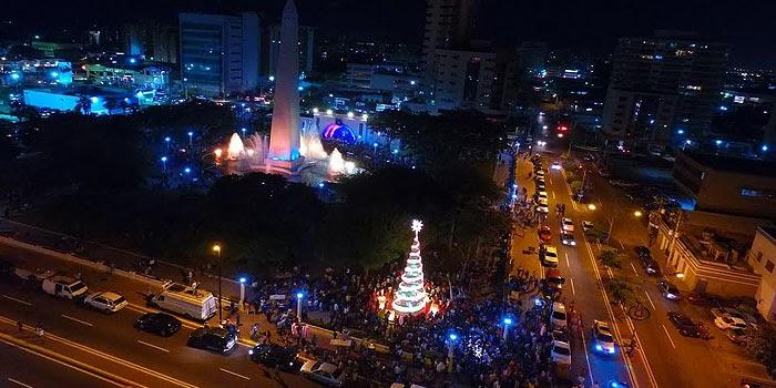Diciembre y Navidad en Venezuela (actualmente)