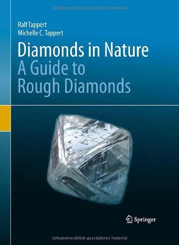 [PDF] Diamonds in Nature: A Guide to Rough Diamonds Free Download