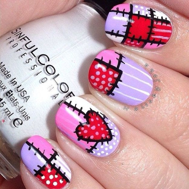 easy-manicure-ideas-for-valentine-simple-beauty-new-home-nail-designs-12