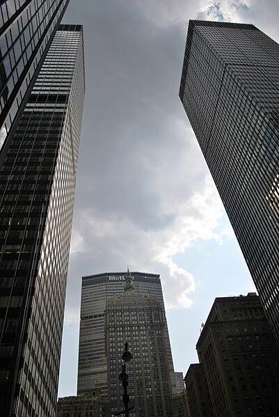 File:277 Park Avenue, Helmsley Building & 270 Park Avenue.JPG