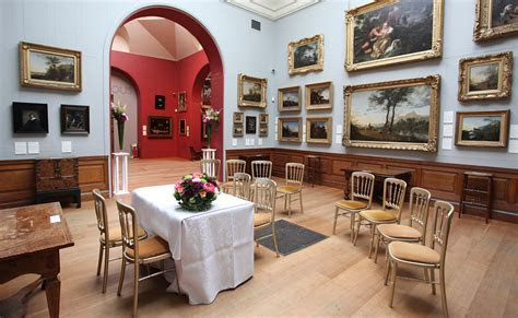 Weddings & Civil Ceremonies   Dulwich Picture Gallery