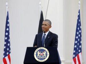 Obama pede igualdade para homossexuais em África