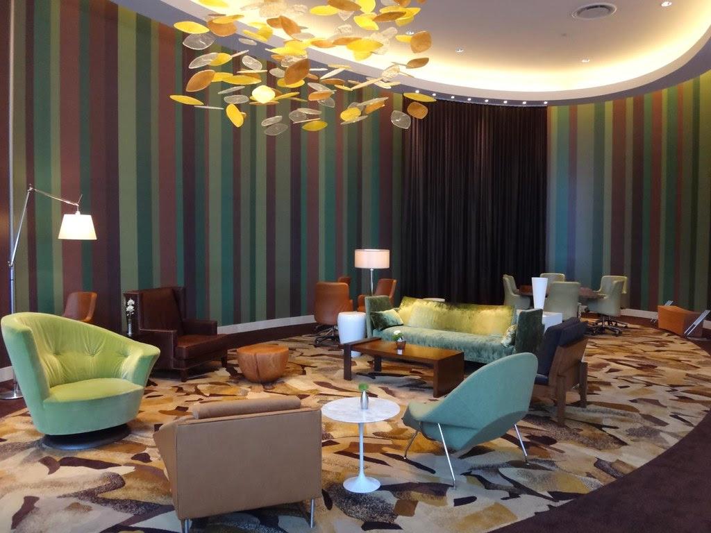 Revel Atlantic City retro furniture