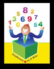 Professor in a Box - Logo