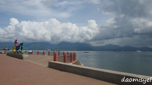 Baywalk, Puerto Princesa