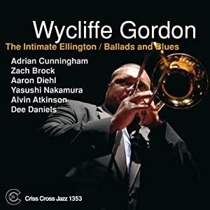 Wycliffe Gordon - The Ultimate Ellington  cover