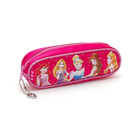 Disney Princess Empty Pencil Case